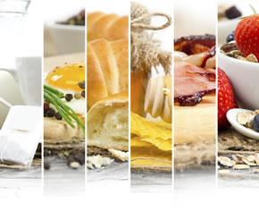 Standardna dijabetička dijeta sa šest obroka dnevno
